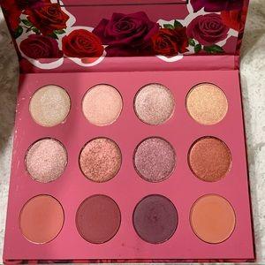 Colourpop Fem Rosa Karreuche Eye Shadow Palette